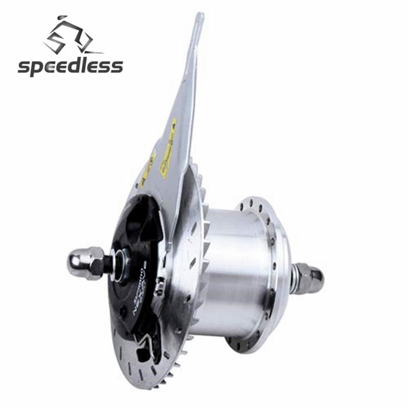 100mm dropout 1.4Kg Ultra-light small Max 24V/33V/36V 500W Roller brake front No-hall motor for electric bike&electric bicycle