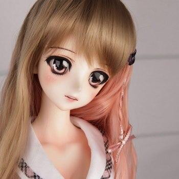 OUENEIFS bjd/sd Dolls LUTS Senior Delf Amy 1/3 body model  girls boys eyes High Quality toys  shop resin Free eyes  luodoll 2