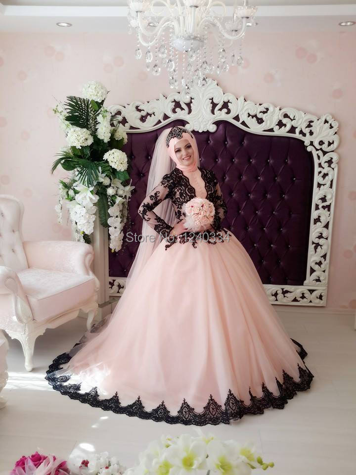 Nett Islamisch Brautkleider Fotos - Brautkleider Ideen - cashingy.info