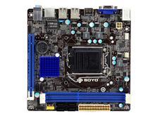 Sy-h61g-m Mini Mini-itx All-Solid Motherboard H61-u3m
