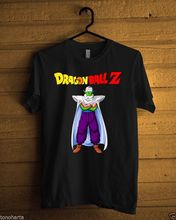 New Dragonball Z Series Piccolo T-Shirt For Men  S-2xl Free shipping Harajuku Tops Fashion Classic Unique T Shirt