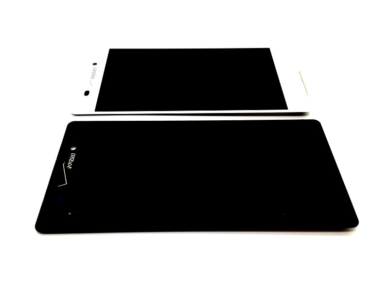 Touch Screen Digitizer Assembly For Sony Xperia Z3V D6708 (with verizon) black/white color Z3V D6708 lcd display screenTouch Screen Digitizer Assembly For Sony Xperia Z3V D6708 (with verizon) black/white color Z3V D6708 lcd display screen