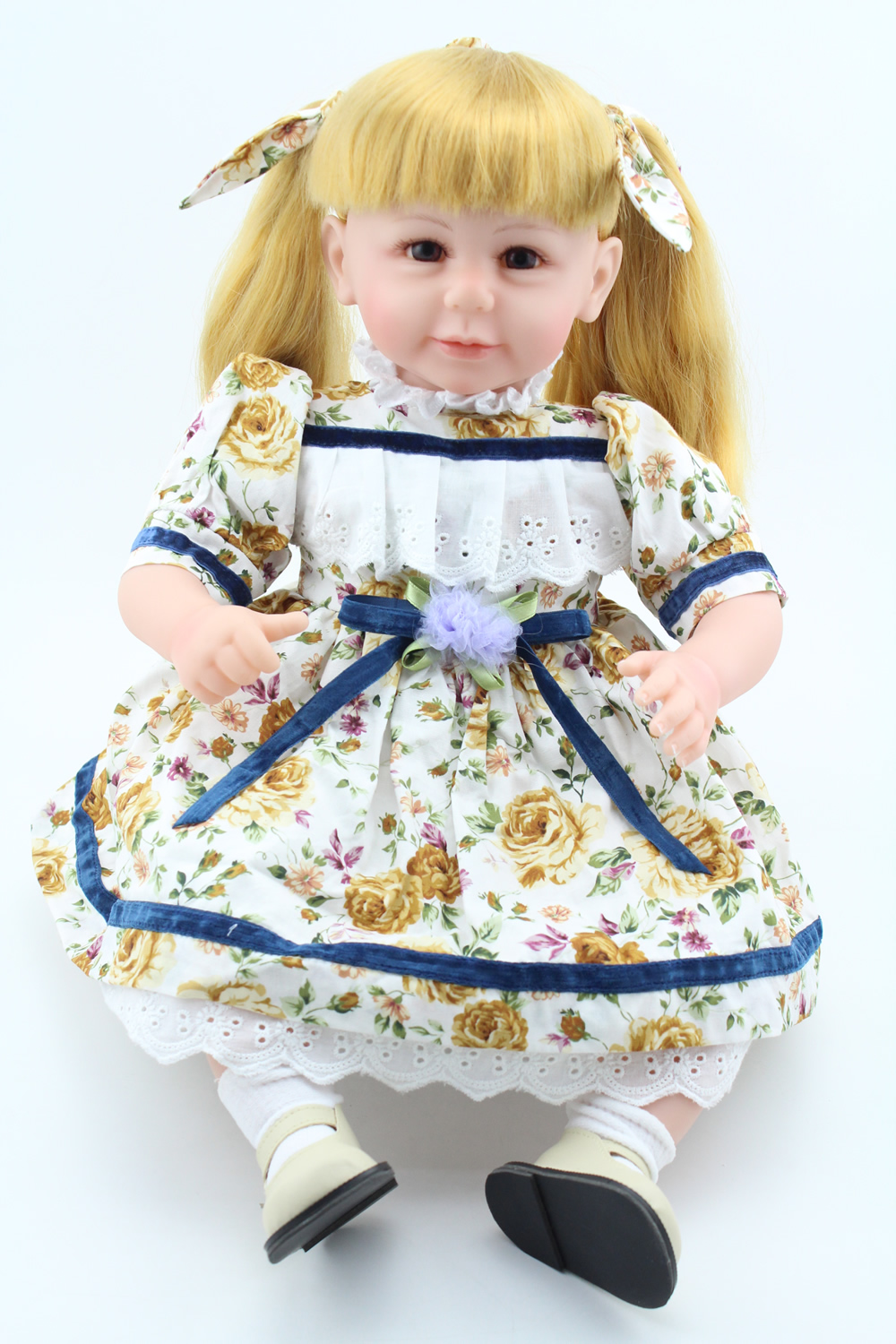 22 Inch Reborn Baby Dolls Realistic Siliceone Newborn Dolls Toddler Cute Adorable New Year Girl Gift Toy Hobbies Collection22 Inch Reborn Baby Dolls Realistic Siliceone Newborn Dolls Toddler Cute Adorable New Year Girl Gift Toy Hobbies Collection