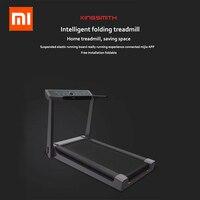 Xiaomi KingSmith умный складная беговая дорожка бытовой Бесплатная установка складной спортивное оборудование подключен Mijia приложение