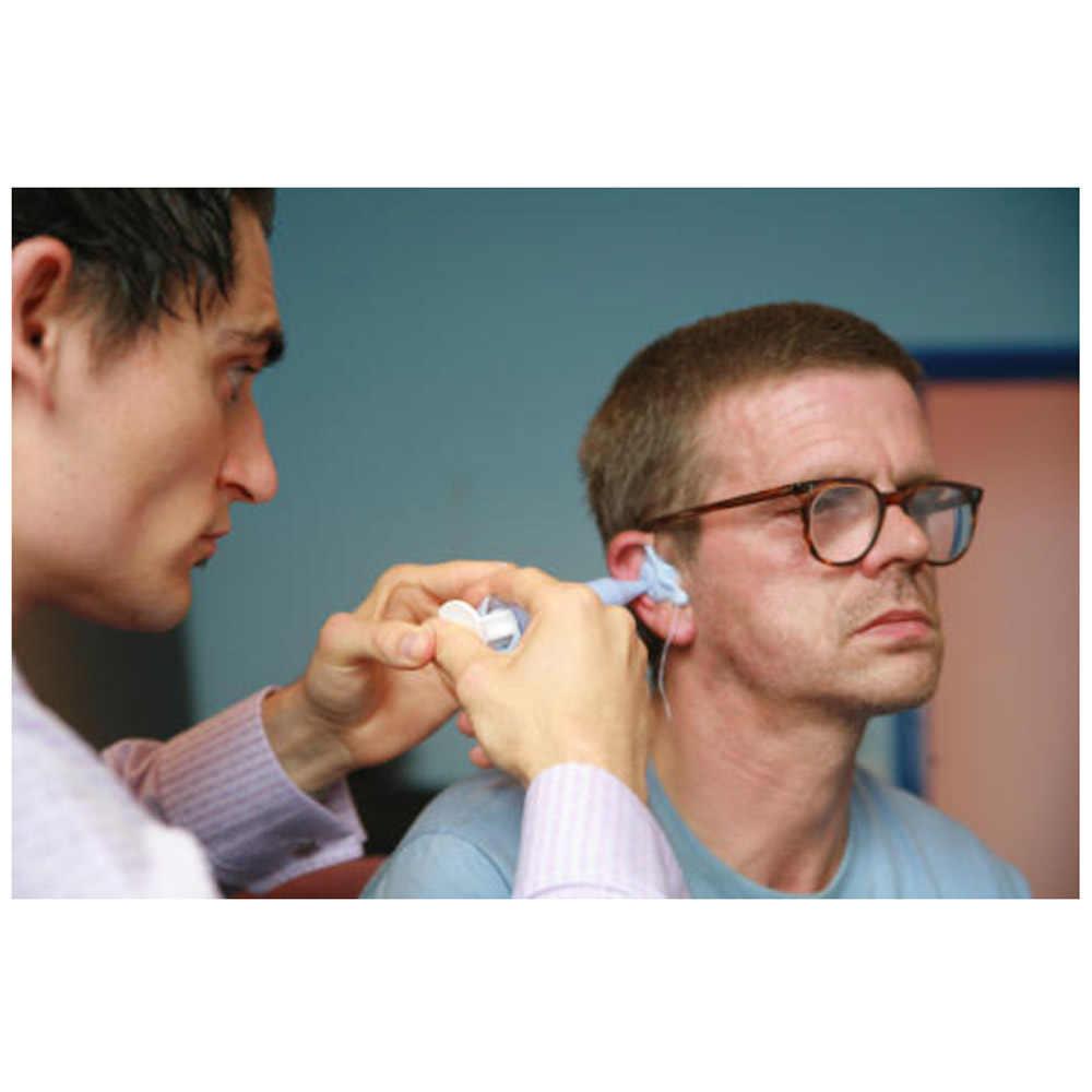 Шприц для слухового аппарата для получения ушных впечатлений CIC IEC слуховые аппараты