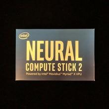 1 قطعة x منظمة العفو الدولية تسارع جهاز لتطوير التعلم العميق موفيديوس العصبية حساب عصا 2 MX VPU