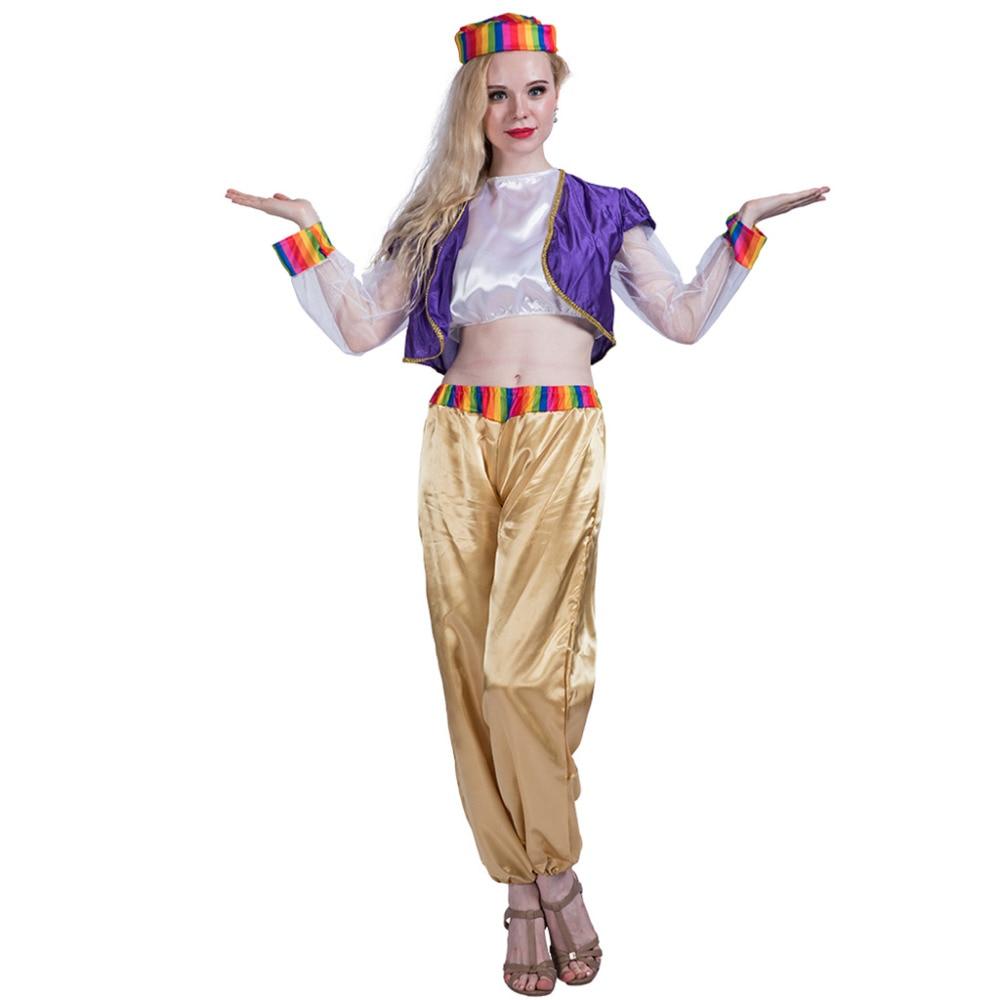 Online Buy Wholesale arabian belly dancer halloween costume from ...