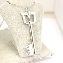 Metal Jewelry Keyblade Necklace