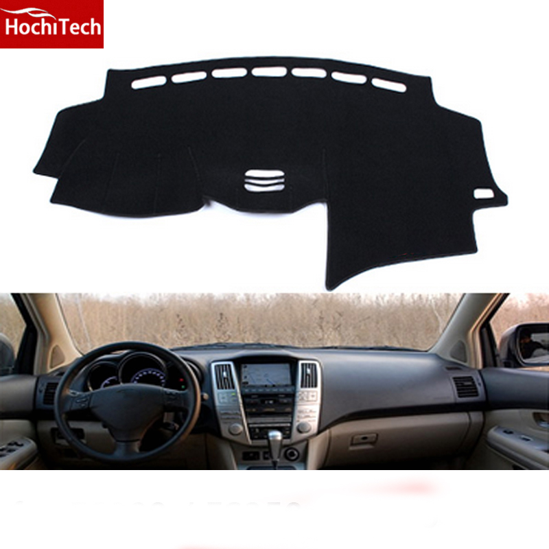 HochiTech for <font><b>lexus</b></font> RX300 RX350 <font><b>RX400</b></font> 04-07 dashboard <font><b>mat</b></font> Protective pad Shade Cushion Photophobism Pad <font><b>car</b></font> styling accessories image