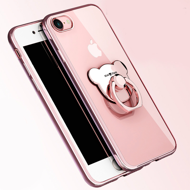 carcasas iphone 7 con anillo