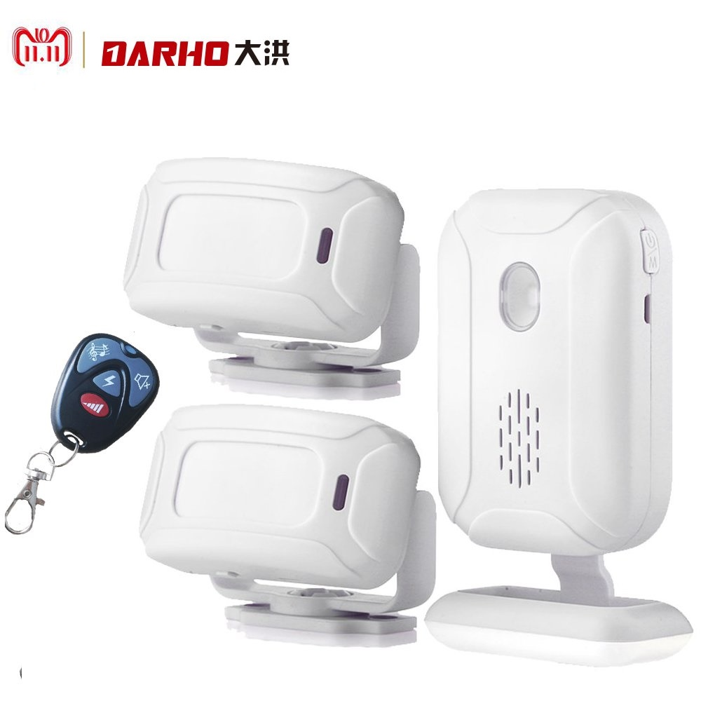 Darho 36 Ringtones Shop Store Home Security Welcome Chime Wireless Infrared IR Motion Sensor Alarm Entry Doorbell Sensor darho36 ringtones shop store home security welcome chime wireless infrared ir motion sensor alarm entry doorbell sensor