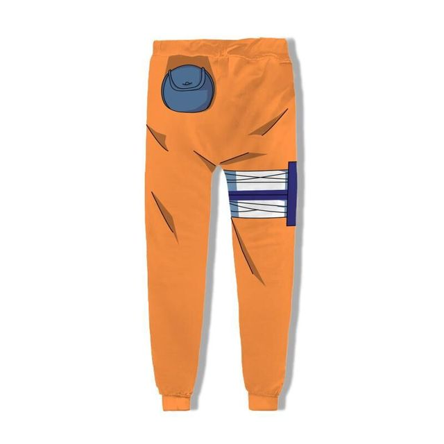 Naruto Men Women Hoodie Trouser