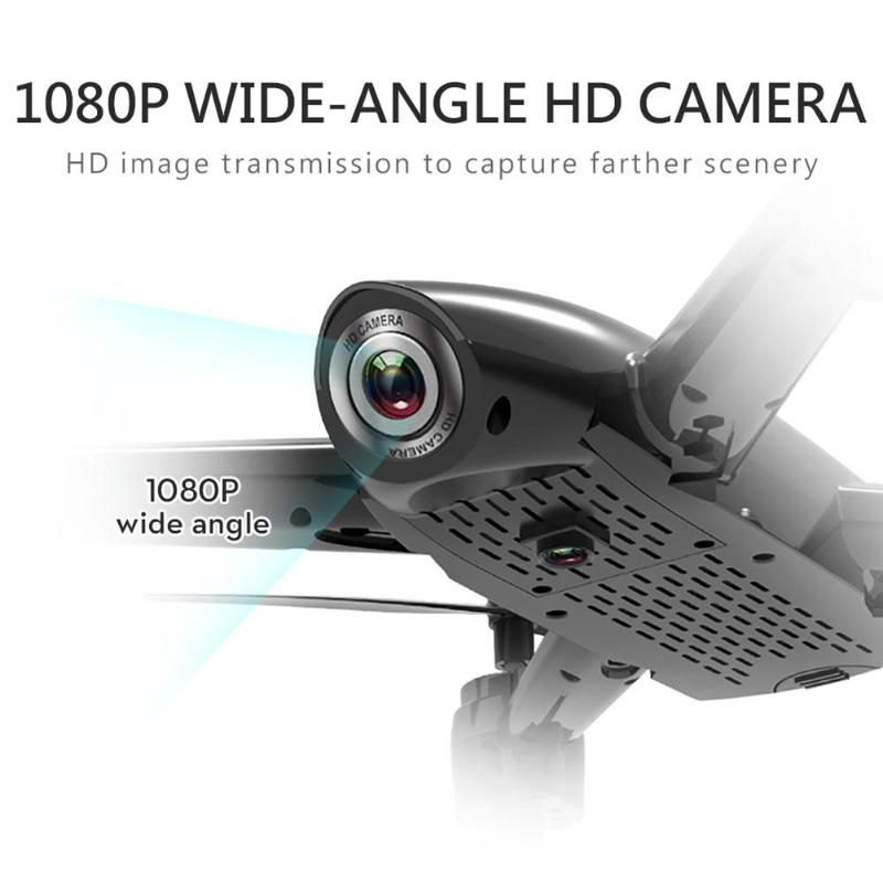 cheapest L600 1080P Video Full HD Wide Angle Camera RC Drone FPV WIFI Foldable One Button Return Quadcopter Optical Flow Positioning