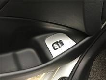 Левый руль автомобили ABS хром матовый задний багажник кнопка включения Управление крышка отделка 1 шт. для Mercedes Benz E Class W213 2016-2017