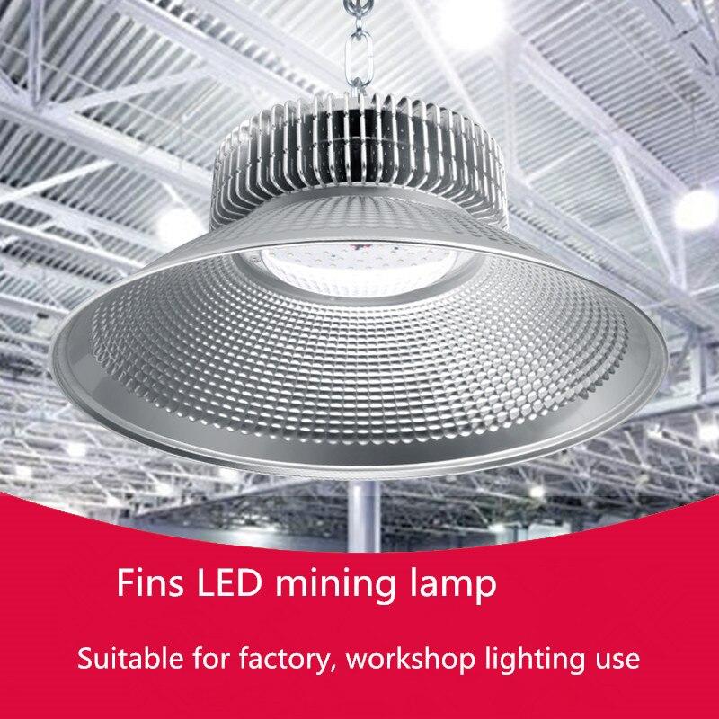Finnen FÜHRTE Grubenlampe Kronleuchter 100w200w150w250w Werkstatt  Beleuchtung Led Lampe Super Helle Hohe Leistung Fabrikanlage Led