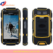 (24 часа доставка) Guophone V8 Водонепроницаемый пыле 4.0 «3 г Открытый Смартфон Android 4.4.2 MTK6572 Dual Core разблокирована GPS