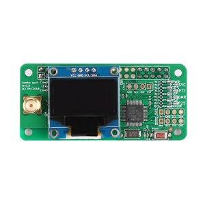 Image 5 - 2019 V1.7 Jumbospot UHF VHF UV MMDVM Hotspot For P25 DMR YSF DSTAR NXDN Raspberry Pi Zero 3B + OLED+Metal case +Antenna