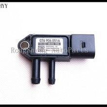 DPQPOKHYY DPF Дизельный сажевый фильтр дифференциальный датчик давления 076906051A для VOLKSWAGEN Audi