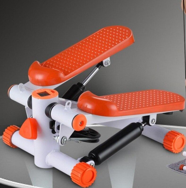 Équipement de Fitness d'entraînement de course à pied en salle muet steppers maison multifonctionnel mini tapis roulant perdre du poids équipement de pédale D90301 - 3