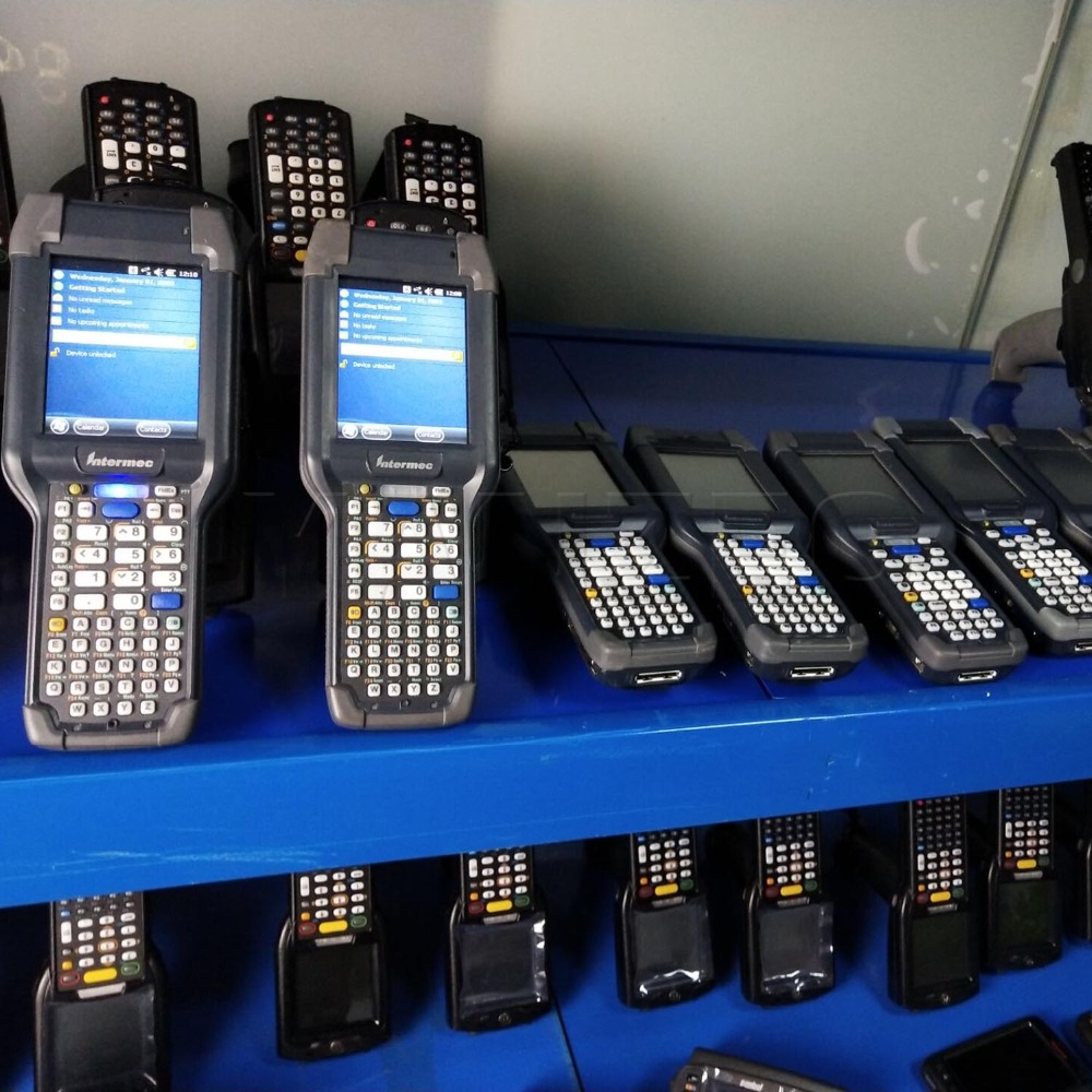 CK3 CK3X CK3XAA4K000W4400 Para Intermec Computador Móvel WIFI EA30 2D Handheld Scanner de Código De Barras PDA
