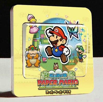Light Switch Stickers new pvc Super Mario Bros Wall Sticker Home ...