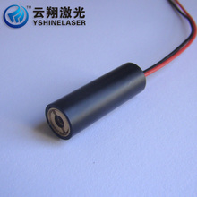 Super Small Spot, High Quality Glass Lens, 5mW 635nm Red Laser Module, Point Aiming Laser