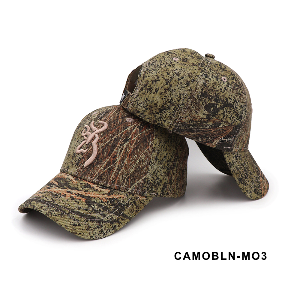 CAPSHOP 2020 New Camo Baseball Cap Fishing Caps Men Outdoor Hunting Camouflage Jungle Hat Airsoft Tactical Hiking Casquette Hats 10