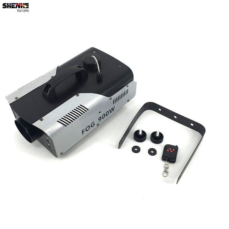 900W Disco Smoke Machine Professional DJ Equipment Wireless Remote Control fog machine RGB 3in1 for Performan/stage/Show цена 2017
