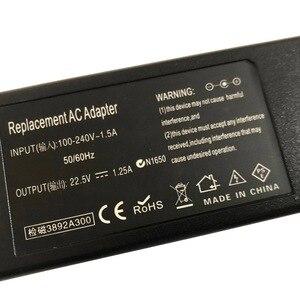 Image 2 - 電源 22.5V 1.25A AC アダプタ充電器アイロボットルンバ 500 600 700 800 シリーズ 770 650 ペット 560 780 630 530 760 550