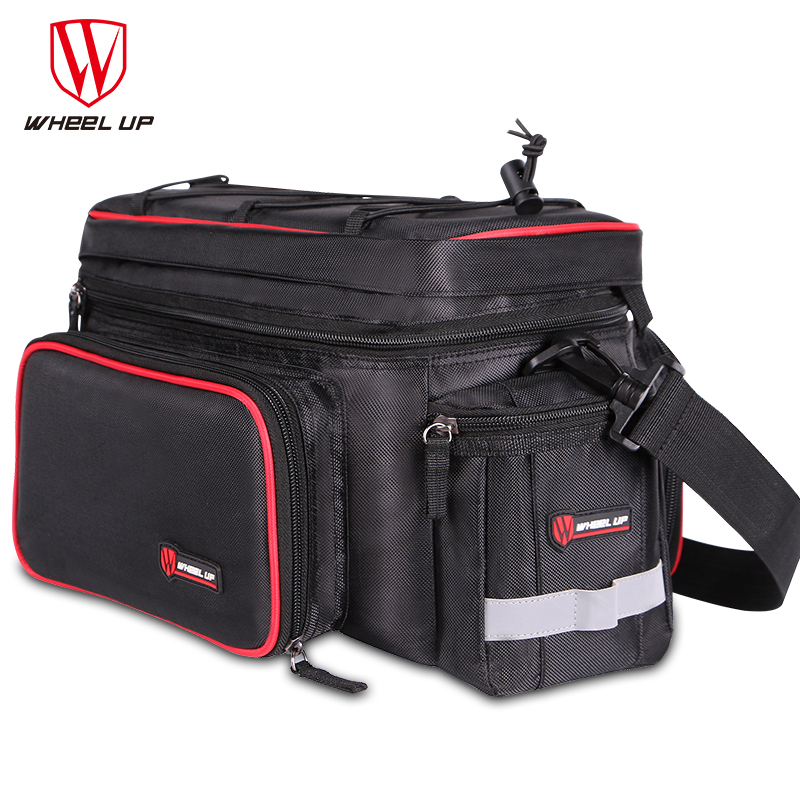 WHEEL UP 2017 New Large Capacity Profession Rainproof Bike Bicycle Bags MTB Mountain Outdoor Tail Bag Bike Cycling Accessories exerpeutic 1000 magnetic hig capacity recumbent exercise bike for seniors