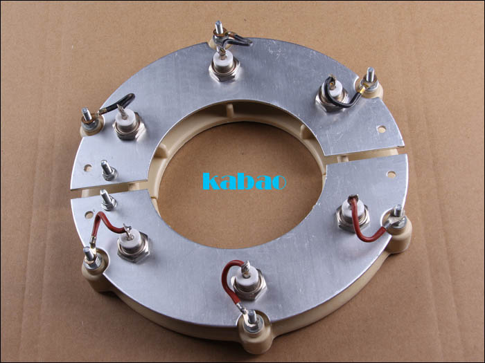 LV6 engine parts rectifying component rectifying bridge /RSK6001 brushless generator rectifying ring