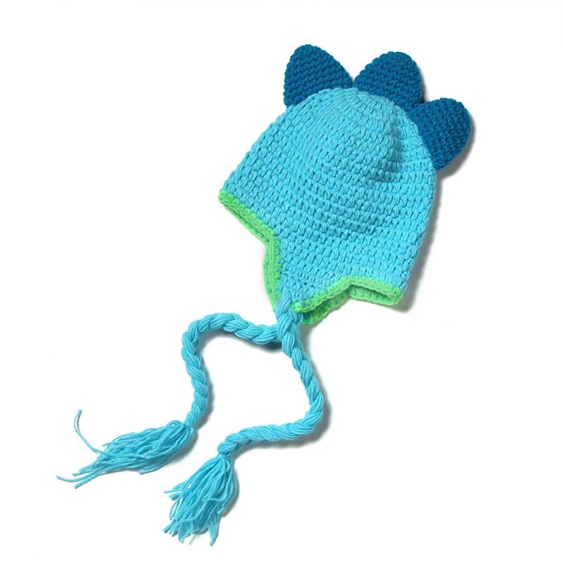 ≧2016 diseño animal bebé foto apoyos ganchillo dinosaurio moda bebé ...