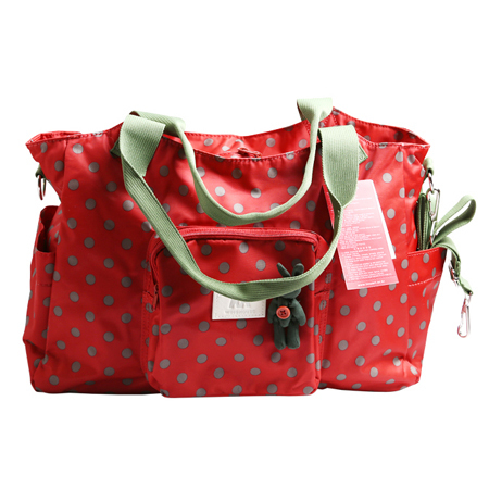 d62a94e54da72 Lovely dot rabbit diaper bag baby bags for mom nappy changing bolsa  maternidade carters maternity bag bolsas baby diaper storage-in Diaper Bags  from Mother ...
