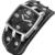 SKONE Marca Moda Quartz relógios de Pulso Do Esporte dos homens Casuais Rebite Decoração Ampla Alça de Couro Relógios