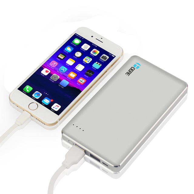 НОВЫЙ Power Bank 10000 мАч Dual USB Внешняя Батарея Резервного Копирования Портативное Зарядное Устройство powerbank для iPhone 4S 5S S5 6 6 plus