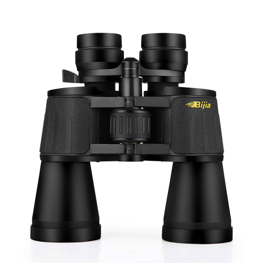BIJIA 8-24x50 power zoom Binoculars for hunting sports professional LLL night vision telescope spyglass high quality стоимость