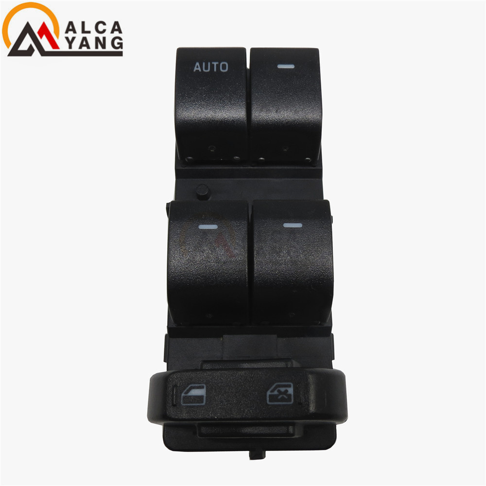 Malcayang Master Window Switch Control For 2010 2011 2012 Ford Fusion Mercury Milan 9E5T-14540-AAW