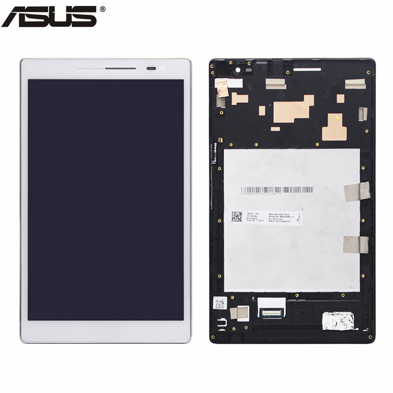 Asus Original LCD Display Touch Screen Assembly Replacement For Asus Zenpad 8.0 Z380 Z380C Z380CX Z380KL LCD screen With Frame in stock black zenfone 6 lcd display and touch screen assembly with frame for asus zenfone 6 free shipping