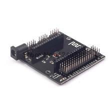 1 ШТ. NodeMcu Узел MCU База ESP8266 Тестирования DIY Макет Основы Тестер подходит для NodeMcu V3