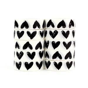 Masking Tape Custom Stationery Stickers Decorative Japanese-Paper Print Planner DIY 50pcs
