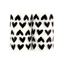 50pcs MOQ Custom Print Washi Tapes Japanese Paper DIY Planner Masking Tape Adhesive Tapes Stickers Label Decorative Stationery