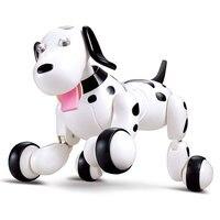 Intelligent Wireless Remote Control Robot Kids Interactive Dancing Dog