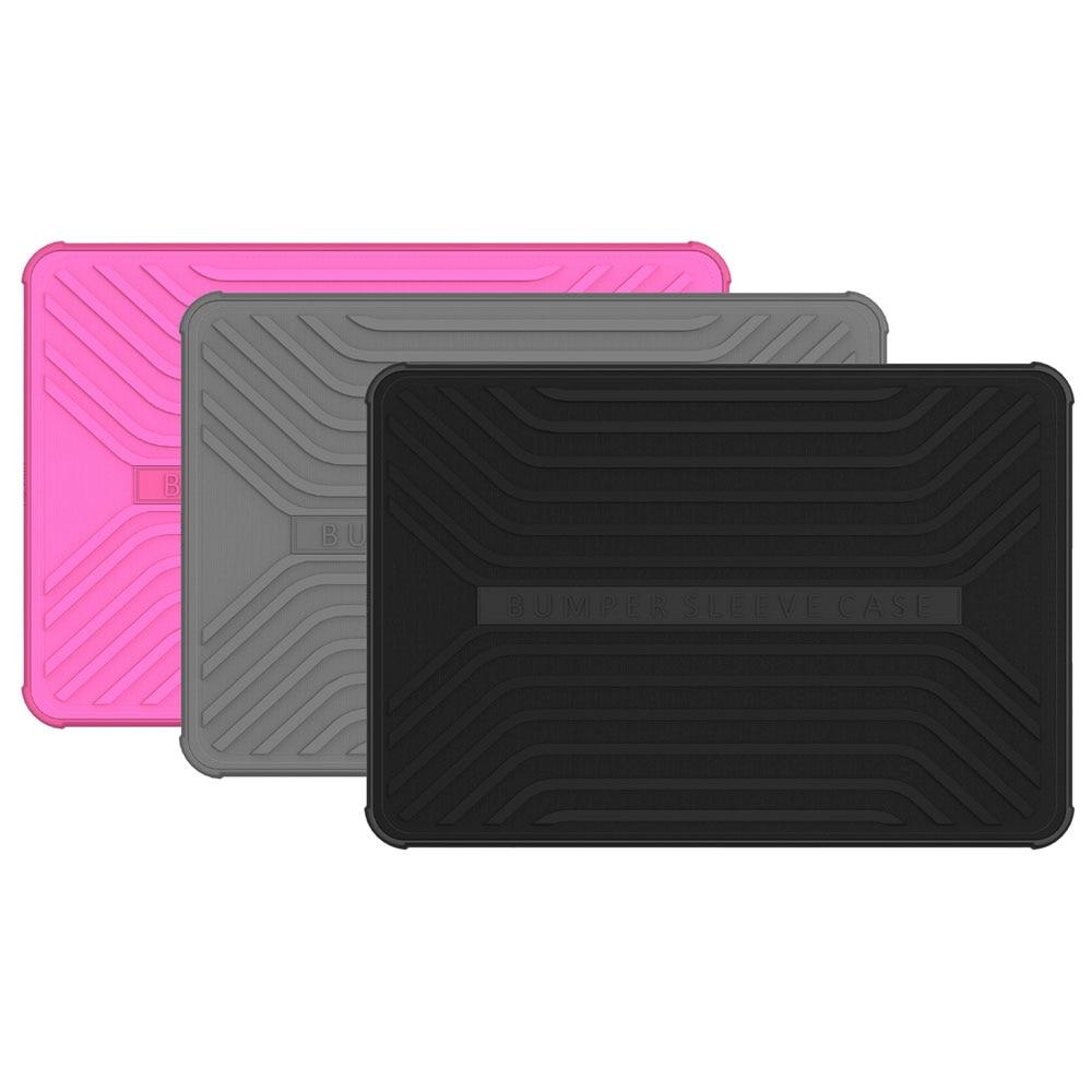 Nyaste Laptop Sleeve 13 14 Ultra Thin Notebook Väska till MacBook - Laptop-tillbehör - Foto 6