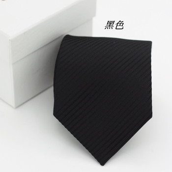 2017 designer brand necktie groom ties men gentleman 8cm streak wedding party formal Rayon solid tie Gravata thin arrow Corbatas