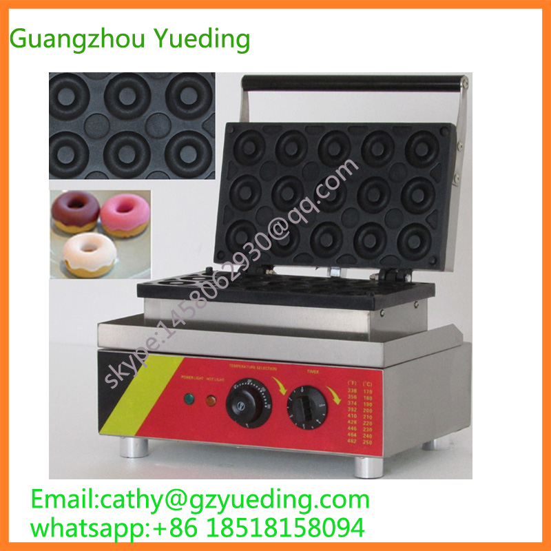 Commercial electric mini donut making machine ,donut filling machine/commercial bagel machine donut making frying machine with electric motor free shipping to us canada europe