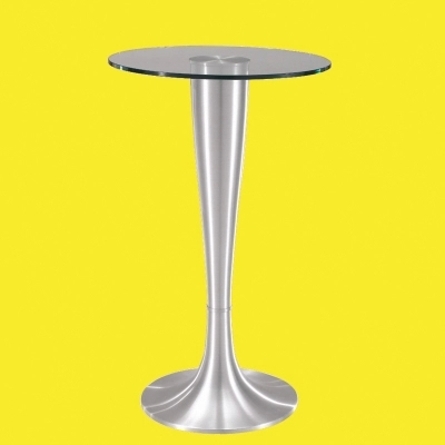 Simple Modern Toughened Glass Round Bar Table Living Room Home Leisure  Fashion High Round Table In Bar Tables From Furniture On Aliexpress.com |  Alibaba ...