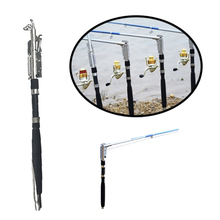 Cheap price 1.8M 2.1M 2.4M 2.7M Carp Automatic Fishing Rod fishing Telescopic  rod spinning rod Sections Fishing Rod olta feeder tackle
