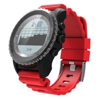 Smart Sport GPS Watch Waterproof Adventurer Running Swimming Heart Rate Monitor Compass Altimeter Barometer Thermometer Watch