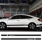 2pcs Stylish Car Sti...
