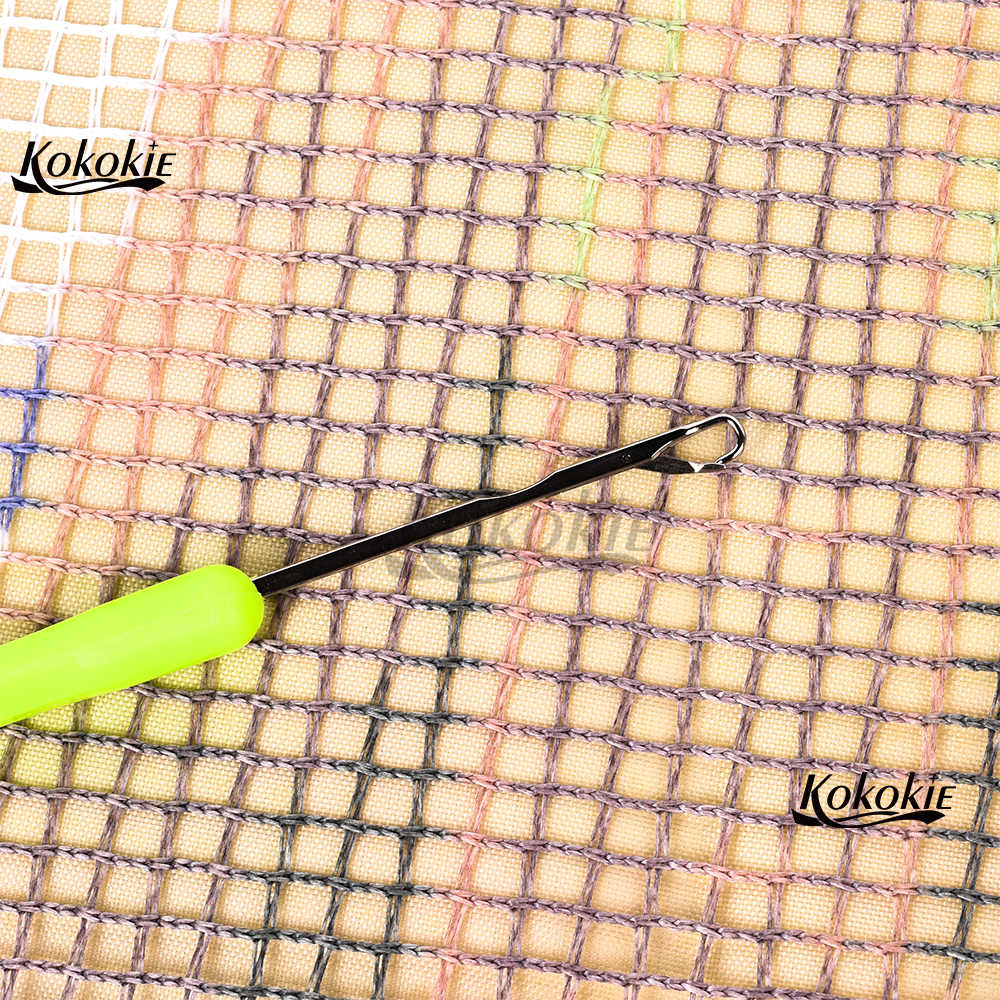 Uncinetto Kit Tappetini Lane e Filati kit artigianale fatta a mano per adulti 3d gancio del Fermo del cane stampato cuscino Incompiuta Del Ricamo Federa